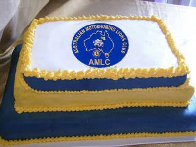 AMLC first Birthday Cake