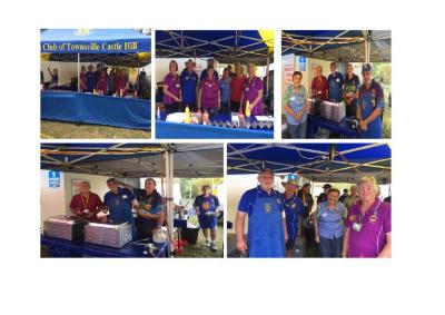Amlc Lions at Dam Fine Rally
