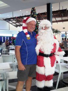 AMLC Lion Ian White (AKA Santas Helper)