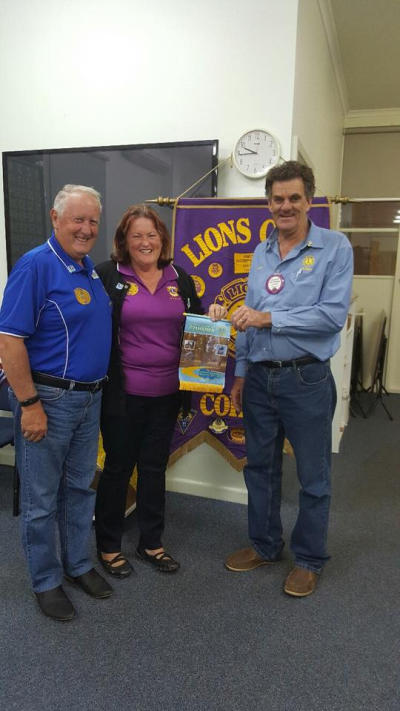 AMLC Lions Steve and Louise Filer