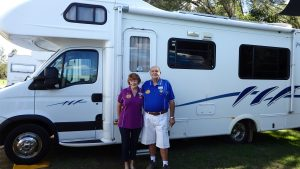 * AMLC Lions Frank and Jeanette Deguara