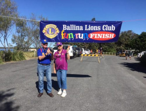 Ballina Lions Fun Run/Walk