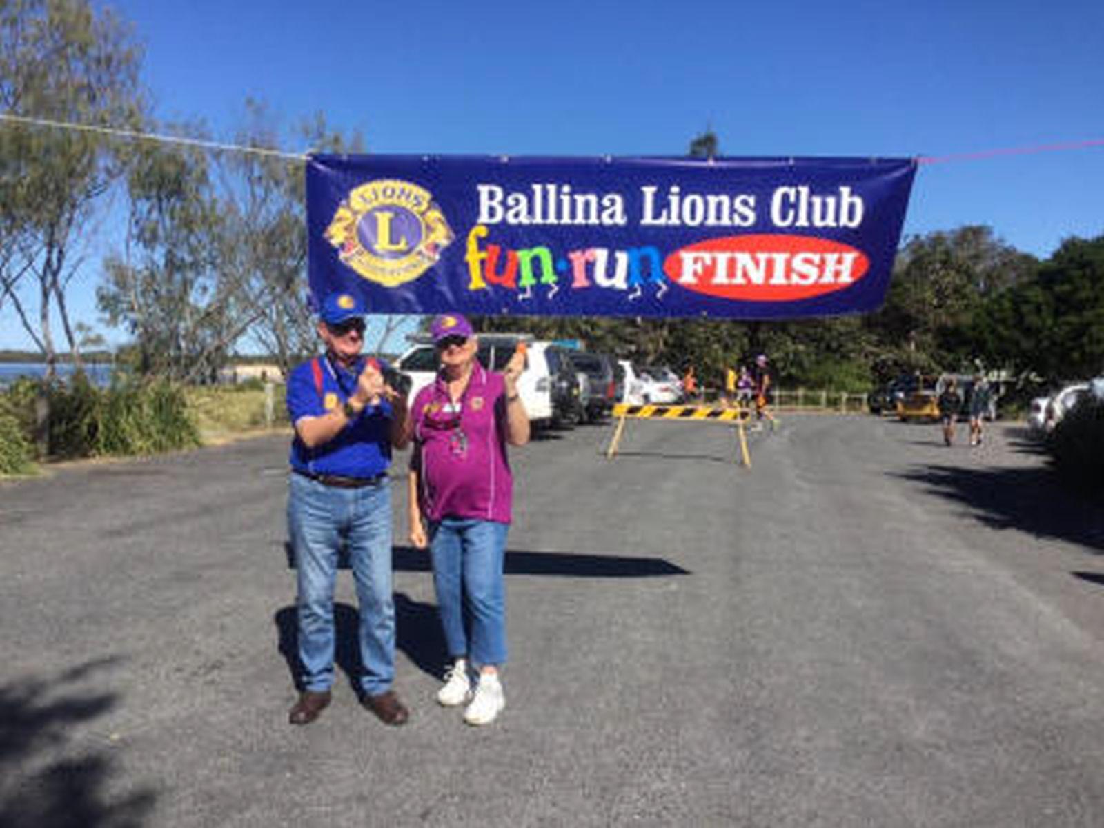 Ballina Lions Fun Run/Walk