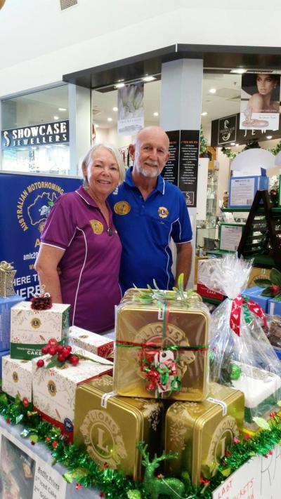 AMLC Lions Ian and Gail Snushall