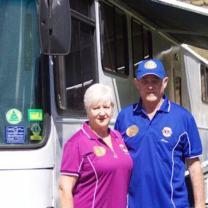 * AMLC Lions Gary and Carol Abbott