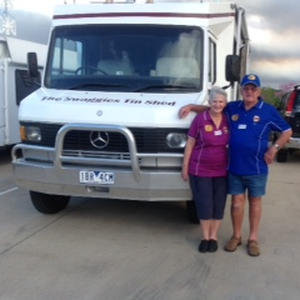 * AMLC Lions Jim and Sylvia Ward