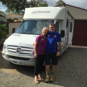 AMLC Lions Paul and Eleanor scully