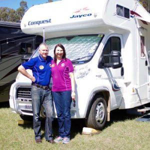 AMLC Lions Richard and Jennifer Mainey