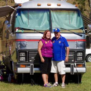 * AMLC Lions Steve and Louise Filer