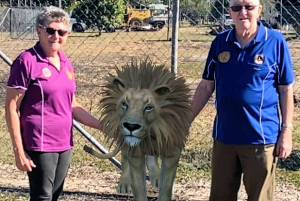 * AMLC Lions Clive and Joan Adcock
